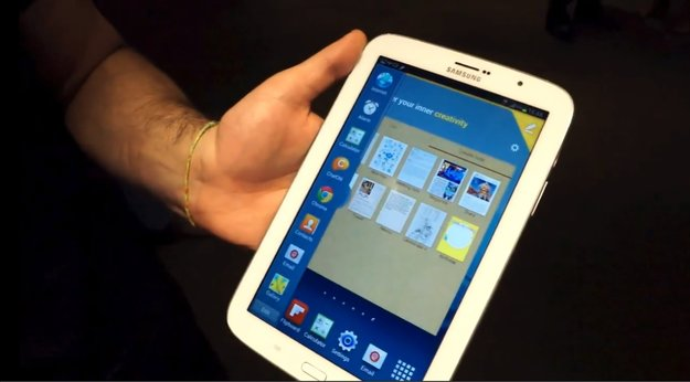Samsung Galaxy Note 8.0: S Pen-Tablet offiziell vorgestellt [MWC 2013]