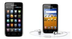 Samsung Galaxy Player 50 - iOS Screenshot auf der Webseite