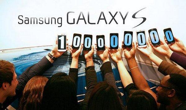 Samsung Galaxy S3: 40 Millionen verkauft, Galaxy S-Serie insgesamt 100 Millionen mal