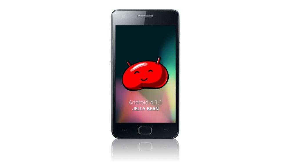Samsung Galaxy S2: Jelly Bean-Update erst im Februar