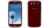 Samsung Galaxy S3: Vier neue Farbversionen angekündigt