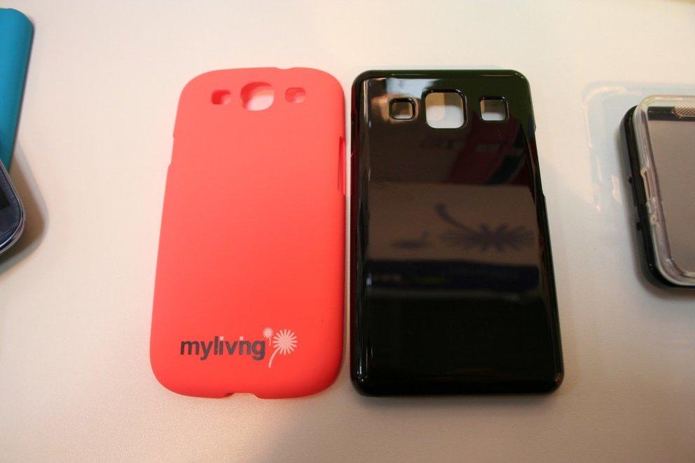 Samsung Galaxy S4: China-Cases geben Hinweis auf Form und Größe
