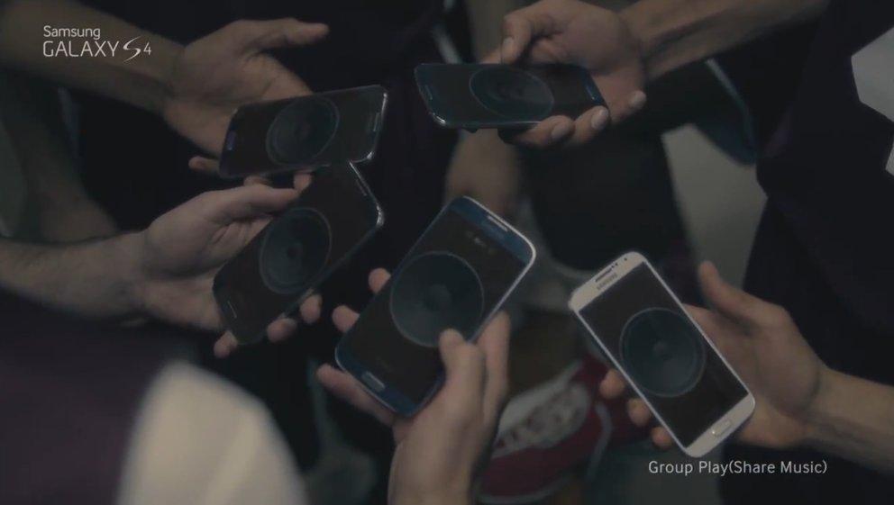 Samsung Galaxy S4: Offizielle Werbespots veröffentlicht [Videos]