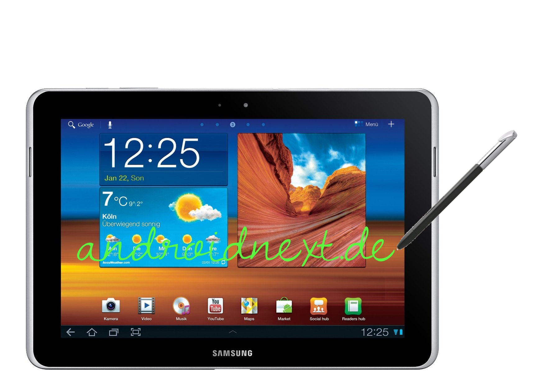 galaxy tab 10 1 n s pen