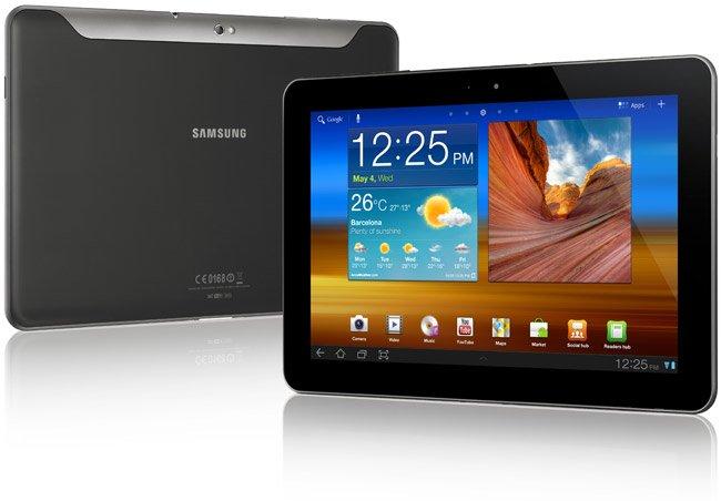 Samsung Galaxy Tab 10.1: Samsung stoppt TouchWiz-Update