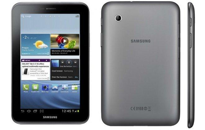 Samsung Galaxy Tab 2: Noch ein 7 Zoll-Tablet zum MWC