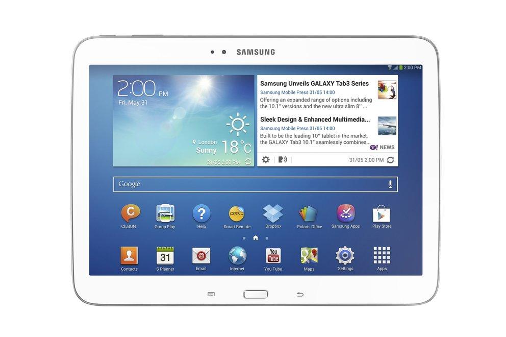 Samsung Galaxy Tab 3: 8.0 und 10.1 Zoll mit enttäuschenden Specs vorgestellt