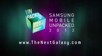 Samsung Galaxy S3: Unser Liveblog vom Event aus London [Archiv]