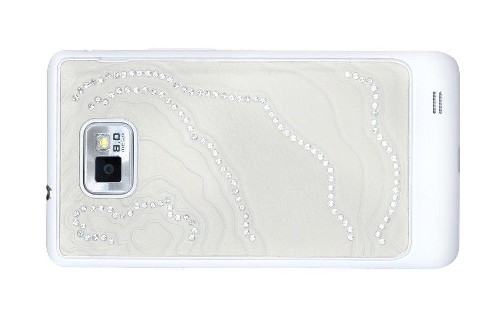 Samsung Galaxy S2 Crystal Edition: Schicke Optik für die Ladies