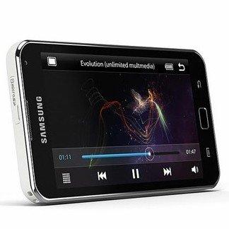 Samsung Galaxy S WiFi 4.0/5.0: zunächst in Russland und der Schweiz
