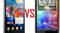 Samsung Galaxy S2 vs. HTC Sensation: Welches Superphone ist besser?