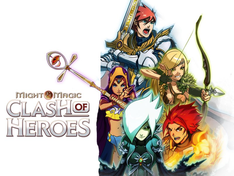 Might &amp&#x3B; Magic - Clash of Heroes: Kommt auf das Android-OS