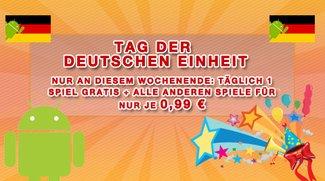 Gameloft verschenkt Spiele für Android zum Tag der Deutschen Einheit