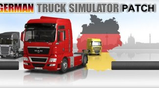 German Truck Simulator Patch