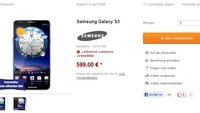 Samsung Galaxy S3: getgoods.de nimmt Vorbestellungen entgegen