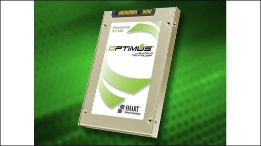1,6 TB Optimus  - Smart Modular Technologies kündigt SSD-Monster an