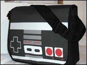 16-Bit Gaming Taschen - Zur LAN gehe ich nur mit Donkey Kong Tasche!