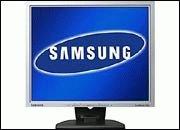 17-Zoll-TFTs mit 8 ms Reaktionszeit von Samsung