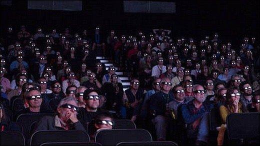 3D vs. Sony - Ab 2012 soll man die Brillen kaufen