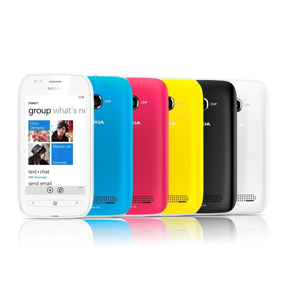 Präsentiert Nokia neue Lumia Modelle auf dem MWC 2012?
