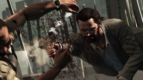 Max Payne 3: Shotgun!