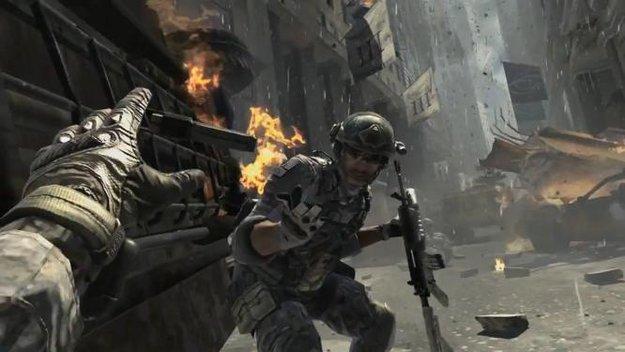 Call of Duty: Modern Warfare 3 - Kostenloser Multiplayer über Steam