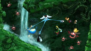 Rayman Origins: Jump and Run erobert den PC