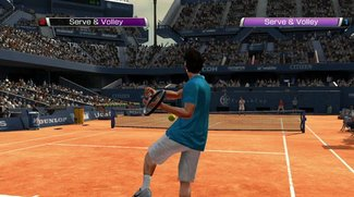 Virtua Tennis 4 - Neue Screenshots