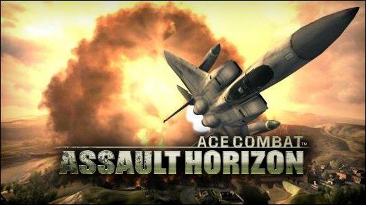Ace Combat: Assault Horizon - Demo verzeichnet 1,2 Millionen Downloads