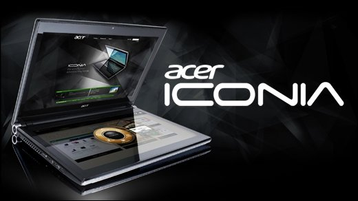 Acer Iconia - Dual-Screen-Notebook im Unboxing Video