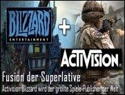 Activision und Blizzard fusionieren