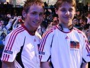 Adidas stattet deutsches WCG-Team aus