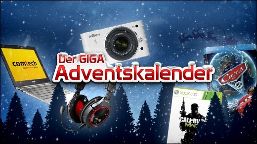 Adventskalender 2011 - Der GIGA Adventskalender