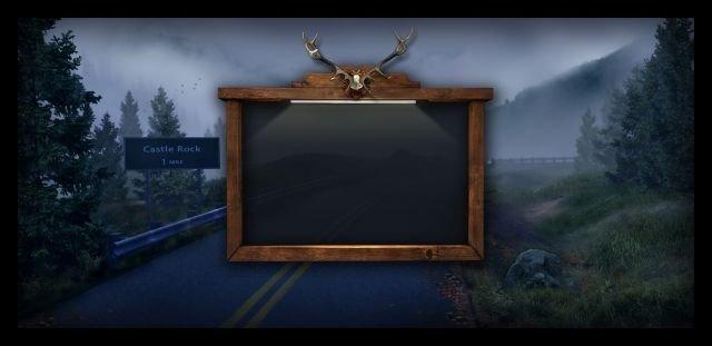 Alan Wake - Bilder zu einer neuen Website aufgetaucht
