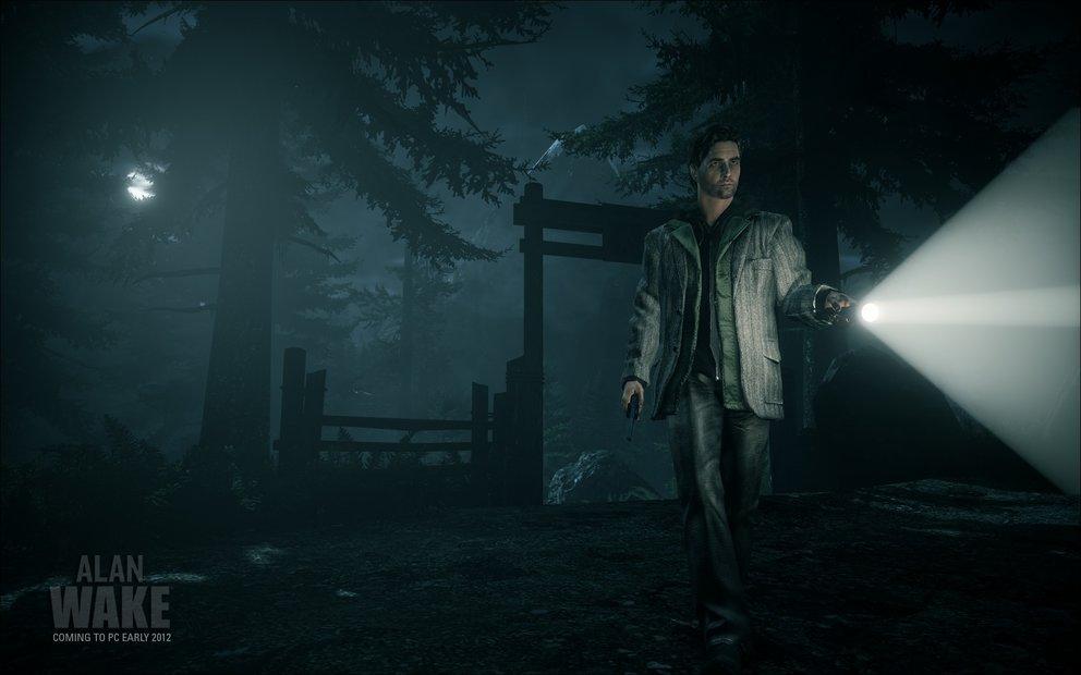 Alan Wake - PC-Release bestätigt