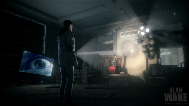 Alan Wake - Steam Registry weist auf PC-Version hin