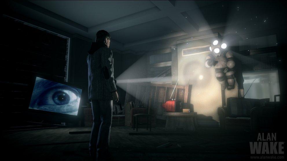 Alan Wake - Steam Registry weist auf PC-Version hin