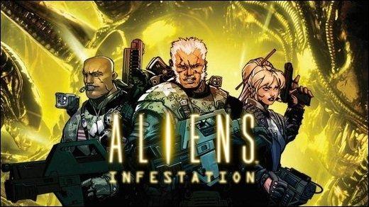 Aliens Infestation Kurzcheck - Da hilft auch kein Desinfektionsmittel, Ripley