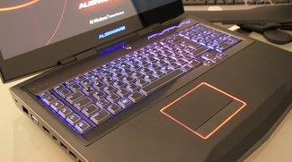 Alienware - Test Alienware M18x Gaming Notebook - Viel Bumps für sehr viel Geld