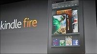 Amazon Kindle Fire - Tablet-Präsentation sorgt für Aufsehen
