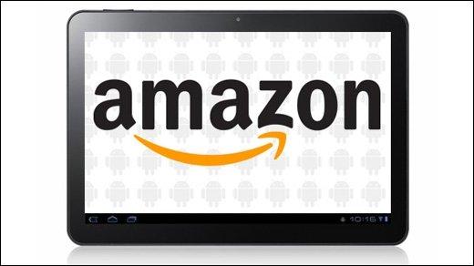 Amazon Tablet - iPad Killer von Amazon erscheint angeblich im Oktober