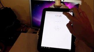 Android - TouchPad-Anpassungen von Android machen Fortschritte