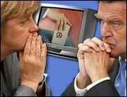 Angela Merkel hat Angst vorm ersten Mal