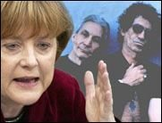 Angie! Rolling Stones wettern gegen Union