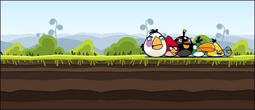 Angry Birds - 6,5 Millionen Downloads an Weihnachten