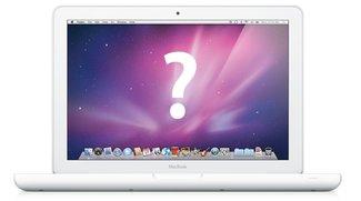 Apple - Das weiße MacBook sagt leise Bye Bye