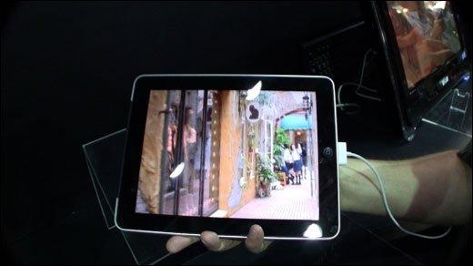 Apple iPad - iPad mit 3D-Display entdeckt