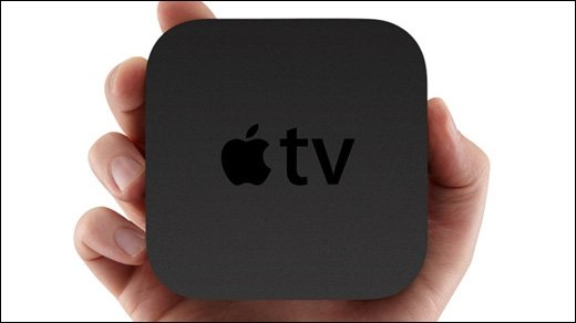 Apple TV - HTML5-Spiel auf dem Apple TV gesichtet