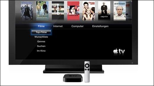 Apple TV - Unser täglich Apple-Fernseher-Gerücht gib uns heute
