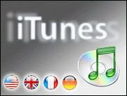 Apples iTunes beliebter als Kazaa